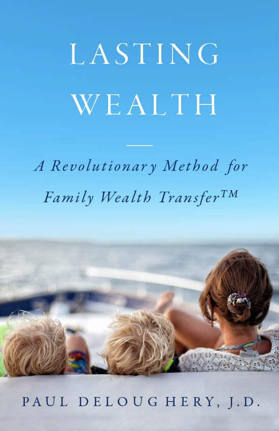 Lasting Wealth Book Cover